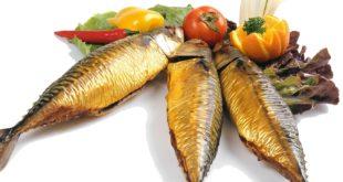 Serviervorschlag nach dem Makrelen Räuchern